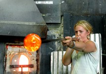 glasswork day russia