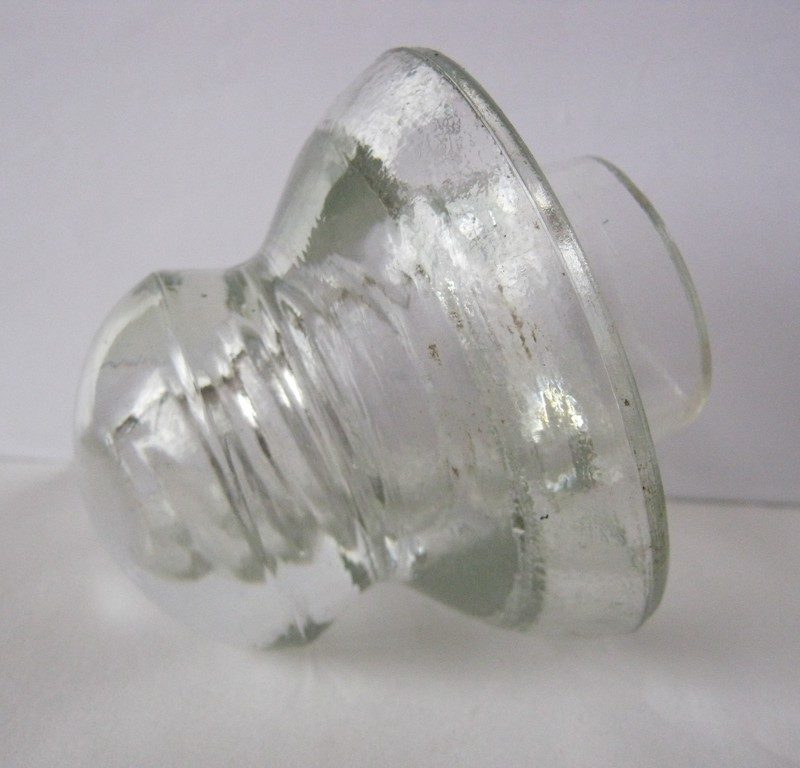Vintage glass insulator for sale
