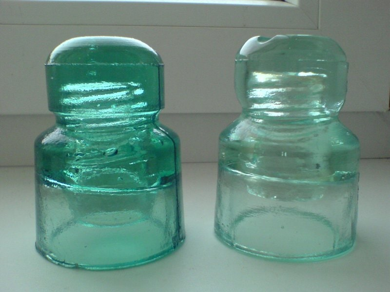 Other glass insulators for sale